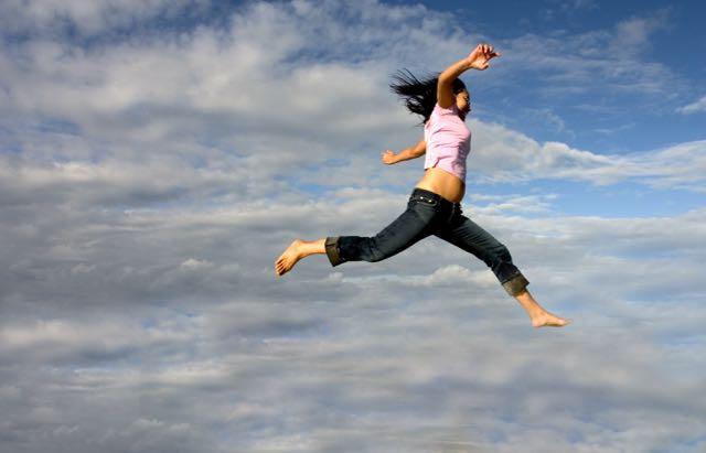 girlflying